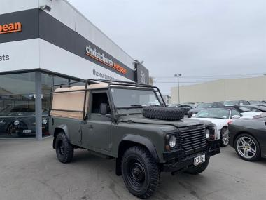 1985 LandRover Defender 110 Pick Up Classic