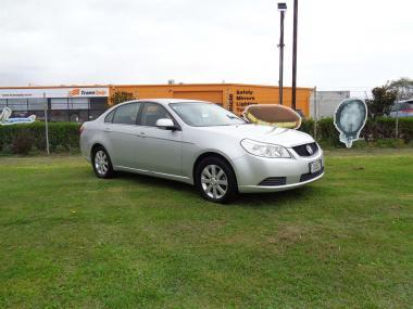 2010 Holden Epica CDX
