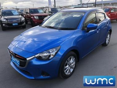 2014 Mazda Demio 1.5lt T/Diesel 6 Speed Manual