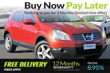 2009 Nissan DUALIS 20S 4WD/2WD