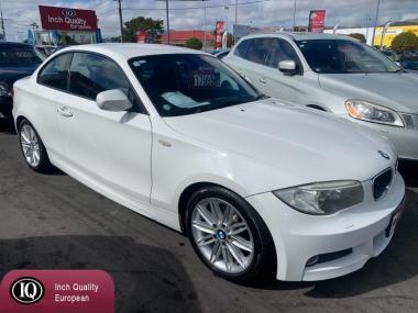 2011 BMW 120i M Sport