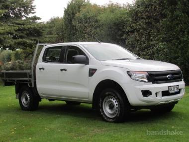 2012 Ford Ranger D/CAB 2WD