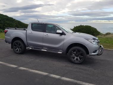 2020 Mazda BT-50 DOUBLE CAB 2WD GSX W/S 6AT