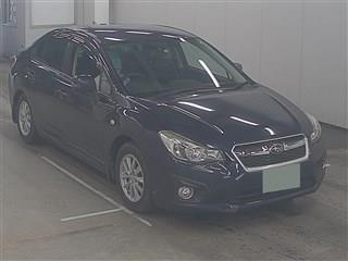 2012 Subaru Impreza G4 1.6i