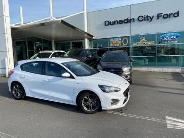 2019 Ford FOCUS F32 - Focus   ST Line Hatch 8A-201