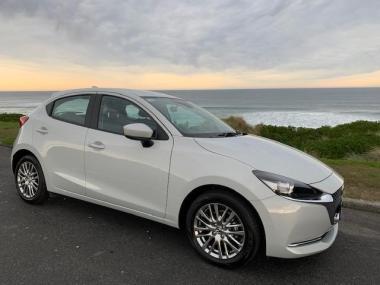 2020 Mazda 2 HATCH GSX 1.5 6AT SE