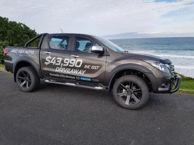 2020 Mazda BT-50 DOUBLE CAB 4WD GSX W/S 6AT