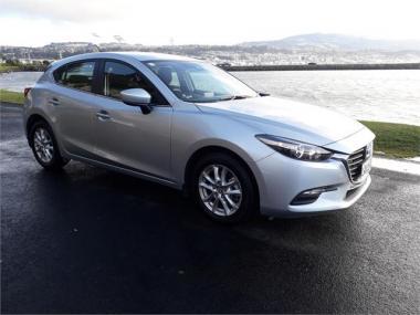 2018 Mazda 3 GLX HATCH