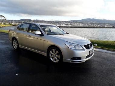 2010 Holden Epica CDXi Sedan 2.5L Auto