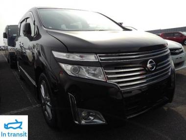 2012 NISSAN ELGRAND 250 HIGHWA