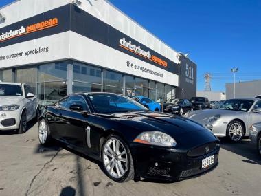 2007 Jaguar XKR 4.2 Supercharged