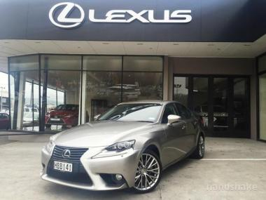 2013 Lexus IS 250 Limited