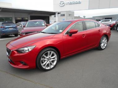 2013 Mazda 6 LTD 2.5 Auto Sedan