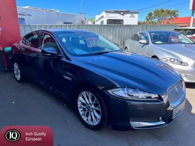 2013 Jaguar XF 2.2 Diesel Premium