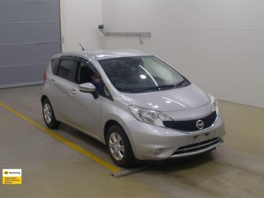 2016 Nissan Note 1.2lt X Hatchback