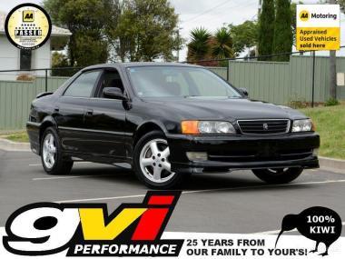 1996 Toyota Chaser Tourer V * Turbo / 5 Speed * No
