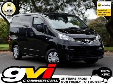 2013 Nissan NV200 / Vanette * Rare in Black * No D
