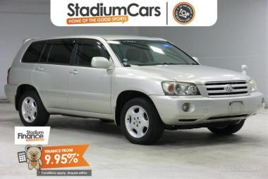 2005 Toyota kluger 2.4S 4WD