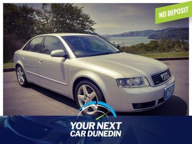 2002 Audi A4 No Deposit Finance