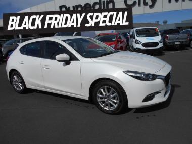 2019 Mazda 3 GLX 2.0 Auto hatch
