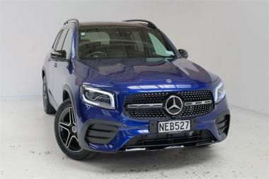 2020 MercedesBenz GLB 250
