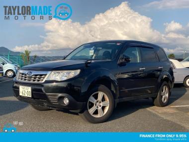 2010 Subaru FORESTER 2.0XS 4WD