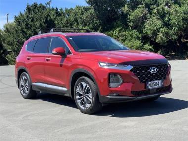 2020 Hyundai Santa Fe TM 2.2D Elite 7S