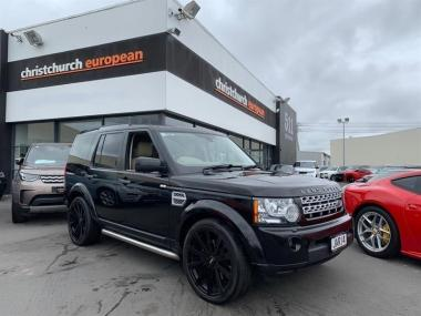 2012 LandRover Discovery 4 5.0 V8 Facelift 7 Seate