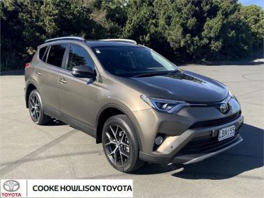 2017 Toyota RAV4 Limited AWD 2.5P Petrol