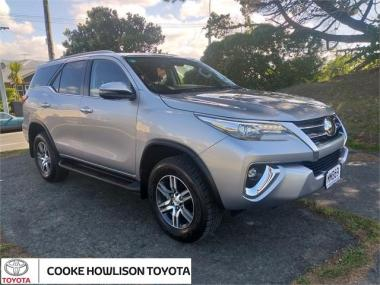 2019 Toyota Fortuner GXL Factory 7 Seater