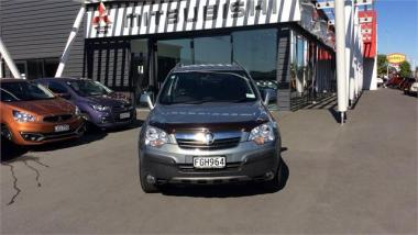 2010 Holden Captiva 2.4L Awd At