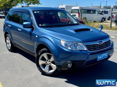 2010 Subaru Forester 2.0lt XT 4WD Turbo