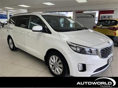 2015 Kia Carnival Ex 2.2D 6At Sw 5Dr 8 SEATER
