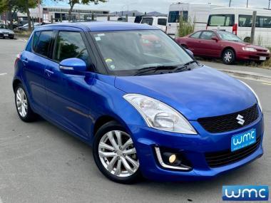 2014 Suzuki SWIFT XS-DJE Edition