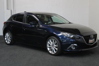 2014 Mazda Axela Sport 20S Touring L Package