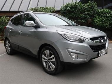 2014 Hyundai ix35 GDI 2.4P 4WD