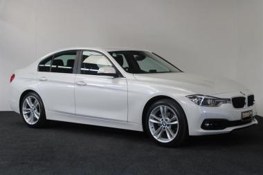 2017 BMW 3 Series 318I 1.5P/8AT