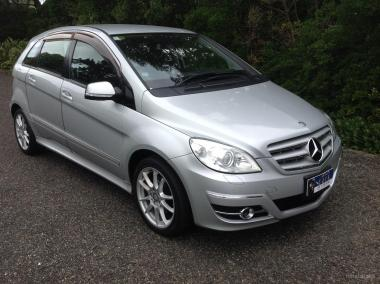 2008 MERCEDES-BENZ B200 Sports Package