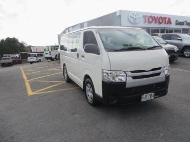 2014 Toyota Hiace ZL RWD 3.0TD Van/5 5M - 3 Seat (
