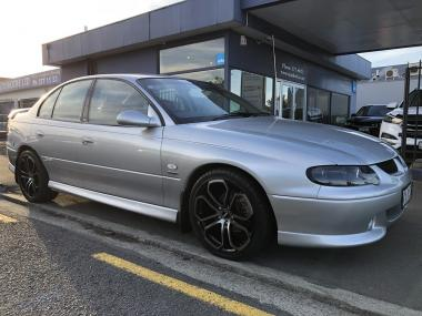 2002 Holden Commodore VX 2 SS