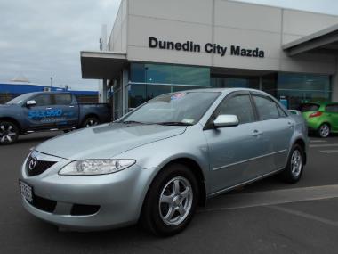 2003 Mazda Atenza Sedan