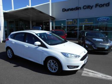 2017 Ford FOCUS TREND 1.5 petrol Auto Hatch