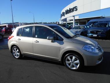 2012 Nissan Tiida 1.8 PETROL HATCH TI