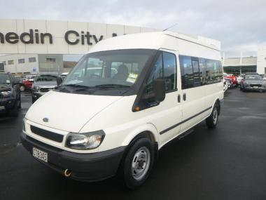 2005 Ford TRANSIT 11 seat bus