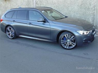 2016 BMW 320d xDrive Touring M Sport