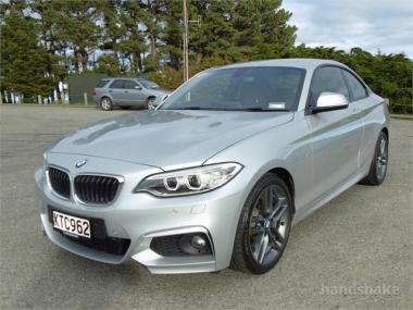2015 BMW 220i M Sport Coupe