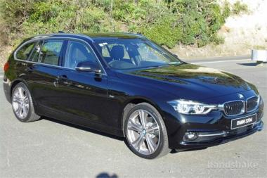 2018 BMW 320d xDriveTouring Innovations