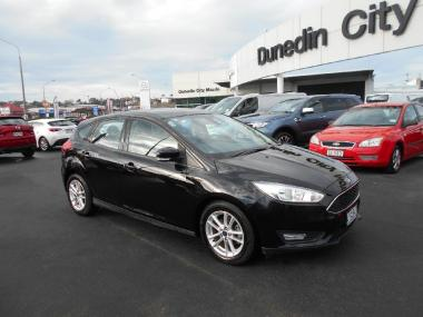 2017 Ford FOCUS Trend 1.5 petrol ecoboost hatch