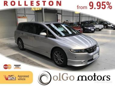 2004 Honda Odyssey 2.4 Absolute *Low KMs* 7seats