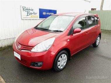 2008 Nissan Note 15x
